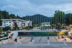 Foro y Plaza del Estudiante U.de Concepción