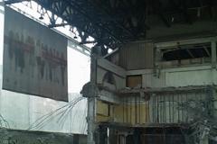 Demolición Centro Cultural Gabriela Mistral
