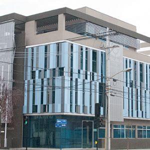 2005   Edificio Fiscalía, Chillán.