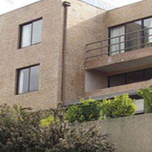 1989-1990 | Edificio Las Hortencias, Chillán.