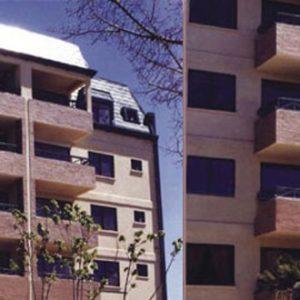 1997-1998 | Edificio Las Palmas, Chillán.