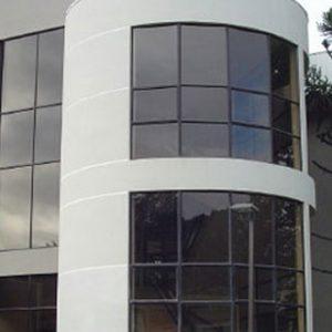 2003   Edificio Tecnólogo Metalúrgico, Universidad de Concepción, Concepción.