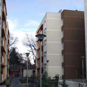 2012 | Condominio Parque Los Encinos, Chillán.