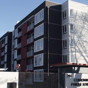 2015 | Condominio Parque Schleyer, Chillán.