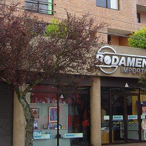 1990 | Edificio Rodamendez, Chillán.