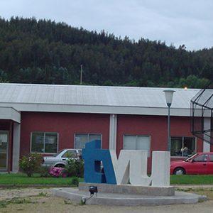 2001 | Edificio TVU, Concepción.
